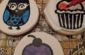Niños para colorear Cookies