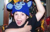 El sombrero del mono azul