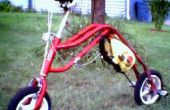 Impulsión de correa de motosierra de 3spd vespa