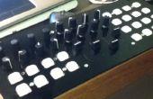 Cómo crear un controlador de Dj MIDI