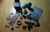 Electrónica componentes salvamento