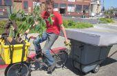 Hacer una bicicleta de carga!