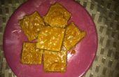 Caramelo de jengibre leche