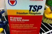 Utilizando TSP para preparar piezas para pintura en polvo