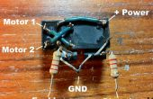 Control de Motor Reversible, fácil para Arduino (o cualquier microcontrolador)
