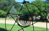 Ornamento del alambre de cobre