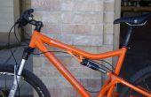 Adaptador de tubo de la parte superior de la bicicleta