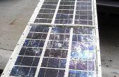 Construir un 60 Watt Solar Panel