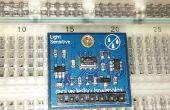 Interfaz MS5067 altímetro con Linkit