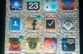 Como invertir colores en el iPhone 4