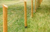 Hacer su impresionante jardín con valla de madera