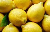 10 usos únicos limones!