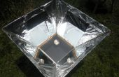 Horno solar Mark II