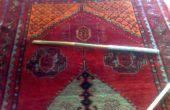 Cómo hacer una espada de práctica de bambú (Shinai) que parece un Bokken