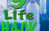 5 ideas con botellas de plástico #2