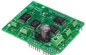 RobotPower MultiMoto Control protector guía