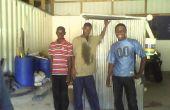 Inodoro de compostaje Loo Arbor para Haití