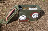 Impermeable, BOOMbox Solar también conocido como: Post apocalíptico de alimentación