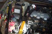 Cómo reemplazar el consumo además de la mayoría de las juntas de motor en 04 3,4 L Impala