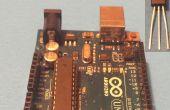 Cómo mostrar la temperatura con un LM35 y un Arduino UNO
