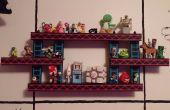 Craftables EP. 1: Donkey Kong estante con Perler cuentas