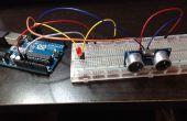 Sensor de distancia ultrasonido HC-sr04