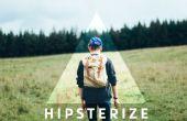 HIPSTERIZE - para principiantes tutorial de lavar y foto manipulación