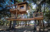 Serie de Hardware Treehouse - árbol perno de fijación (ficha)