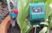 Bebedero automático electrónico planta