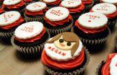 Hacer-su-propio-frase personalizados Cupcakes