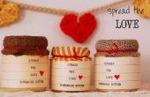 Vamos a hacer mantequilla y esparce el amor!  Ahora con la etiqueta del archivo pdf imprimible!