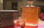 Grabado de cristal | Láser grabado Whisky botella