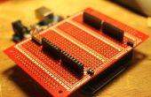 Escudo de prototipos para Arduino Mega
