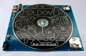 Luz-Theremin CD de Moldover (versión DIY)