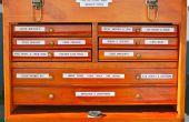 Herramientas - caja de herramientas de la bicicleta