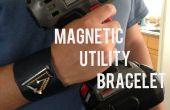Pulsera magnética de utilidad