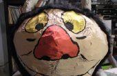 """Máscara de mache de papel """"Donde el salvaje las cosas son"""" del Moishe/Carol"""