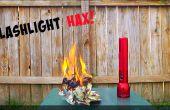 DIY LED de Maglite actualizar lumen 5.000 conversión
