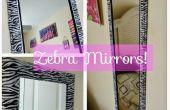 Decoración DIY espejo / renovar