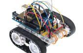 Controlar un Zumo Robot con la ESP8266