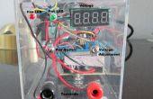 Banco de fuente de corriente variable con refrigeración activa