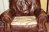 Cómo Tapice un asiento reclinable