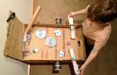 ¿Máquina de Pinball de Makedo
