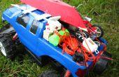 El cuerpo del carro Rc D.I.Y
