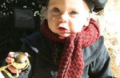 Boina y el abrigo del bebé