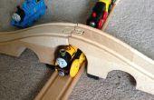Básico IKEA de tren Set y Thomas el tren subterráneo juego