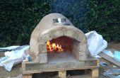 Cómo hacer un horno de Pizza casera
