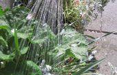 Tapa de botella de agua por aspersión