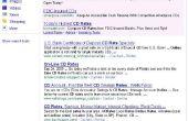 Solución de motor de búsqueda de Google