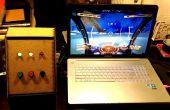 Arduino Gamepad / control